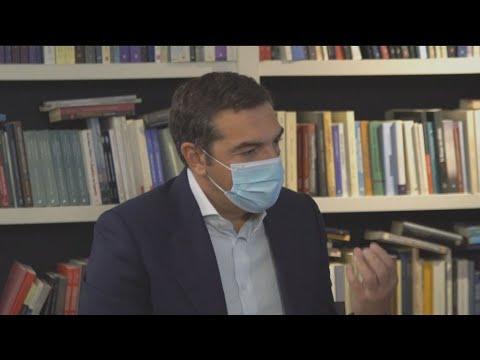 Αλ. Τσίπρας: «Η πρόσβαση στο βιβλίο, όαση για την ψυχική ανάταση των ανθρώπων