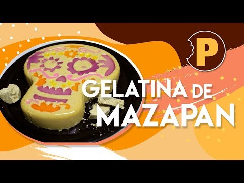 Gelatina de Mazapán