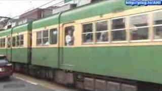 江ノ島電鉄303号Enoden303