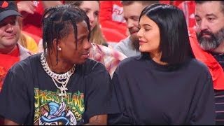 Kylie Jenner & Travis Scott (+STORMI) CUTE/FUNNY Moments!
