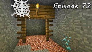 Minecraft เอาชีวิตรอด - Episode 72 - เหมืองร้างที่มาพร้อมกับความโชคดี (เจอเพชรเยอะมาก)