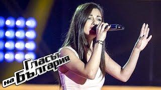 Нели Стойнова - Another Love - Гласът на България 2019 - Кастинги на тъмно (17.03)