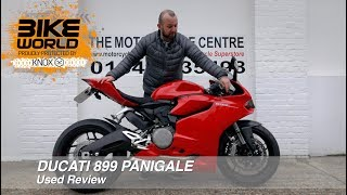 Used Bike Review (Ducati 899 Panigale)