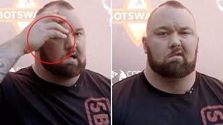 Что с Лицом Хафтора? / Белкин и Макаров о тяге 501 кг