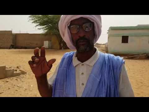 """وقفة أمام حاكم تكنت احتجاجا على عطش """"سعد الجاه"""""""