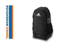 adidas Barricade IV Tour Backpack Bag - Most Popular Videos be1e8d4297630