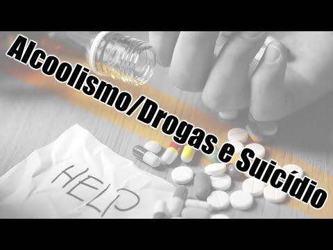 Drogas no momento da codificação de álcool