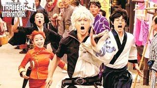 映画『銀魂2掟は破るためにこそある』TVCM15秒特大ヒット篇HD大ヒット上映中!