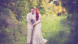 Tristan & Etienne - Lavender Themed Wedding