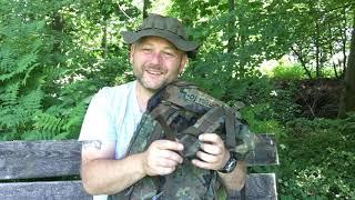 Bundeswehr Rucksack. Mehr als ein Anfänger Rucksack?
