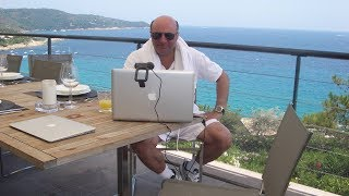 Why the Hardest Time of Kevin O'Leary's Life was Going on Vacation