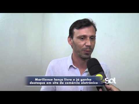 LIVRO DIAS ETERNOS MARÍLIA - 14-03-2016 - JOÃO P. SANTOS - TV SOL