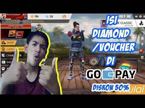 Beli Voucher AOV / Diamond Freefire Murah Diskon 50%