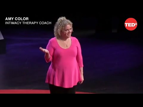 How To Feel Sexually Confident l Amy Color l TEDxStanleyPark