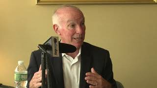 Rep. Joe Courtney on the Columbia sub program