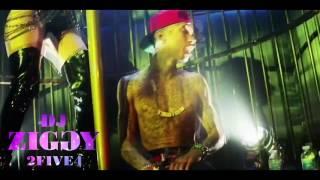 Hip hop Mix Intro 2 HD Dj Ziggy 2five4