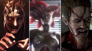 20 Humans Transforming To Monsters in Resident Evil Games