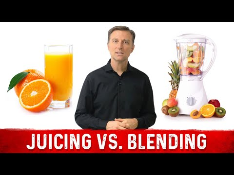 Juicing vs Blending: What's Better?