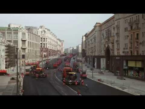 Großbaustelle Moskau [mit Video]