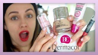 Rosy McMichael PROBANDO los productos DERMACOL!! Qué Sorpresa!!