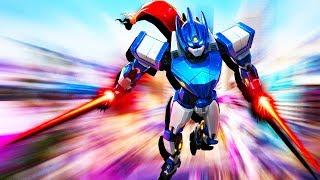 GIANT Robots DESTROY CITIES! - Override: Mech City Brawl Gameplay