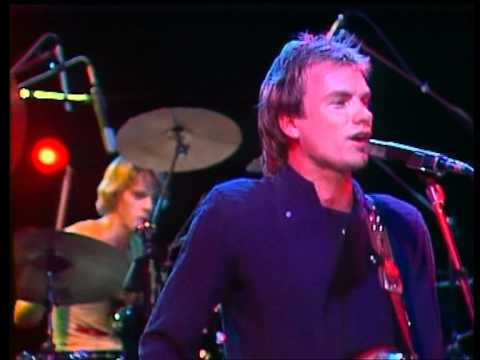 The Police - Hole In My Life (live in Paris '79)