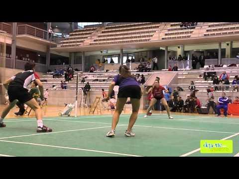 Badminton Máster Jóvenes Sub 13 y Sub 17 Estella 2014