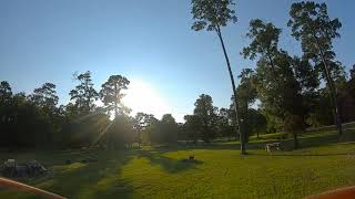 Memorial Park Houston | DJI FPV Freestyle