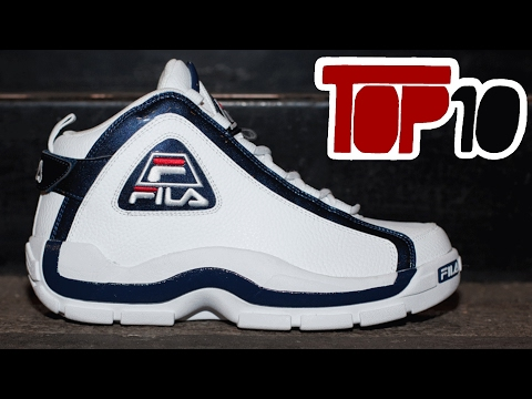 Top 10 NBA Signature Basketball Shoes You Have Forgotten