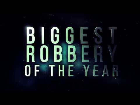 Vídeo do assalto a banco palhaço assustador Gangster Squad