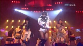 [HD 720p][LIVE] 060319 Lee Hyori - Get Ya'