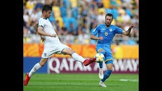 MATCH HIGHLIGHTS - Ukraine v Italy - FIFA U-20 World Cup Poland 2019