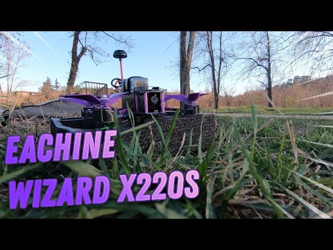 eachine-wizard-x220s--mes-premiers-vols-crash