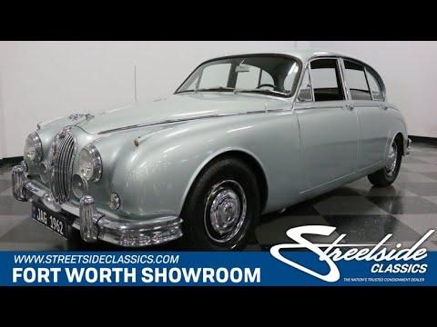 1962 Jaguar Mark I (CC-1318683) for sale in Ft Worth, Texas