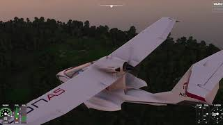 Visiting Maldive Islands Flight Simulator 2020