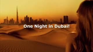 Arash feat. Helena - One Night In Dubai (Lyrics)