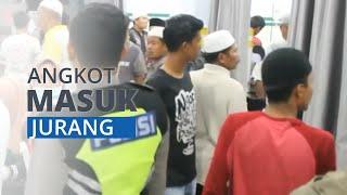 Diduga Rem Blong, Angkot Masuk Jurang 15 Meter dan Tewaskan 2 Orang