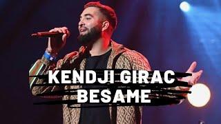 Kendji Girac   Besame (Paroles)