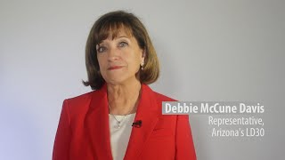 Debbie McCune Davis endorses Terry Goddard for Secretary of State