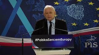 Film do artykułu: Jarosław Kaczyński z wizytą...