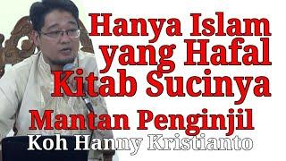 Video Hanya Umat Islam yang Hafal Kitab Sucinya MP3, 3GP, MP4, WEBM, AVI, FLV September 2019