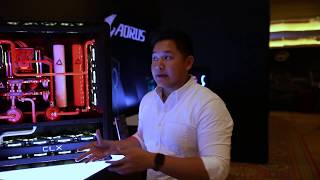 Check the Tech | AORUS at CES 2018