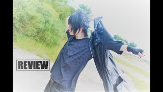 [REVIEW] Noctis Lucis Caelum Cosplay from Aliexpress