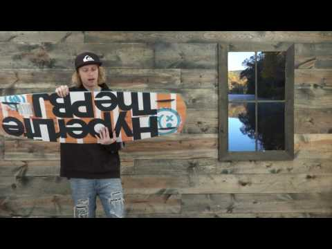 2017 Hyperlite PBJ Wakeboard – Review – The-House.com
