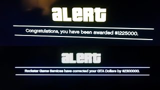 ROCKSTAR STILL GIVING OUT FREE MONEY BUT NO ONE KNOWS WHY (GTA 5 Online Q&A)