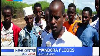 MANDERA FLOODS: Hundreds cut-off by floods from Ethiopian Highlands