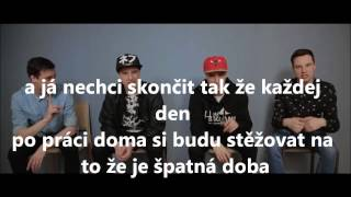 JOHNY MACHETTE -  SNÍLEK (TEXT,VIDEO)