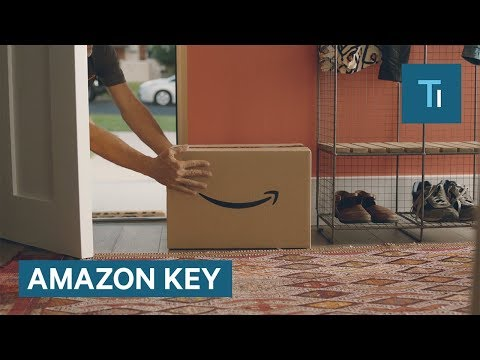 You can get Amazon packages delivered inside your front door