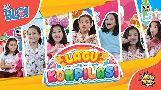 Kompilasi Lagu Anak Terbaru Feat. Rara Sudirman - Lagu Anak | HEY BLO