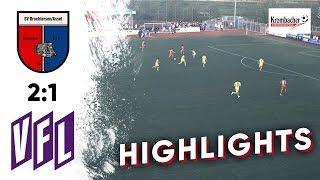 SV Drochtersen/Assel - VfL Osnabrück 2:1 I Highlights I Halbfinale Krombacher-Pokal